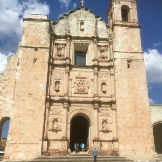 Church - Wildfire Garden in Mexico 024
