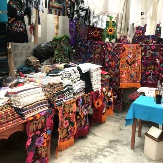 textile store-